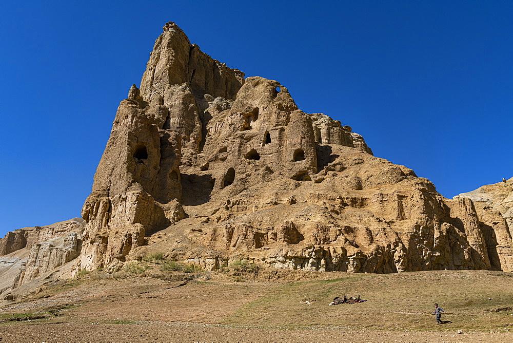 Bamyan, Afghanistan - 1184-3466