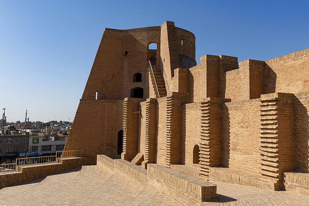 The Citadel of Herat , Herat, Afghanistan - 1184-3473