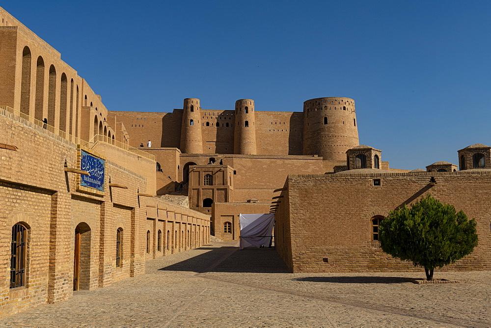 The Citadel of Herat , Herat, Afghanistan - 1184-3477