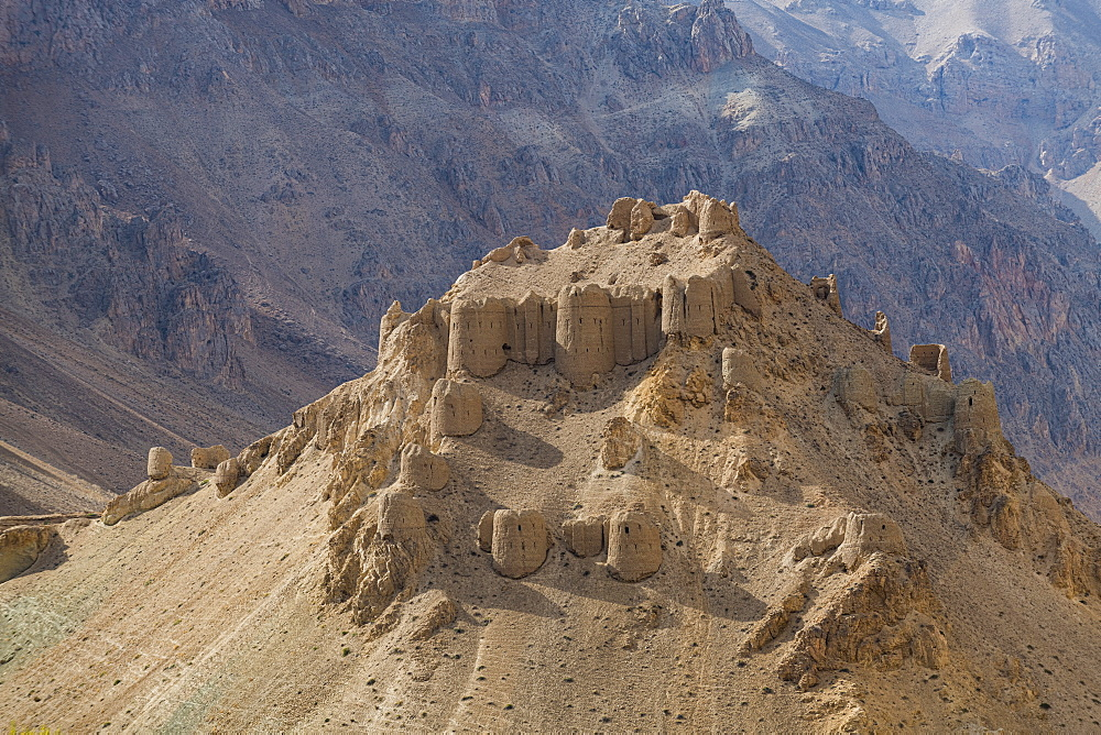 Chehel Burj or forty towers fortress, Yaklawang province, Bamyan, Afghanistan