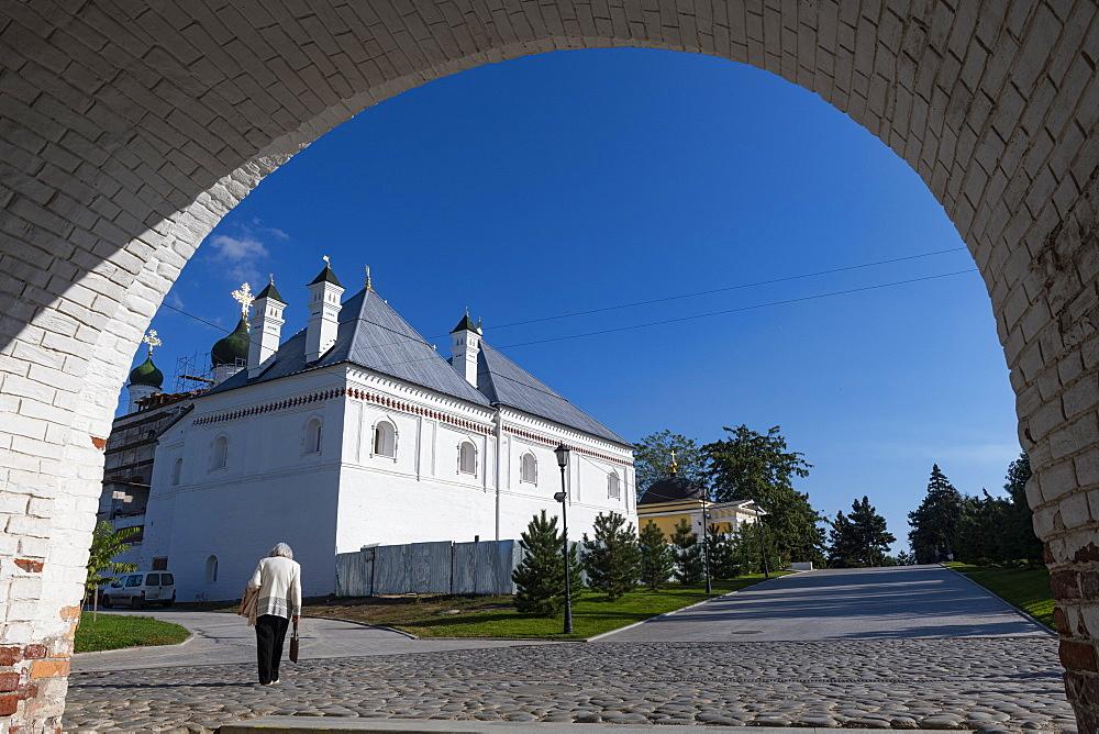 Kremlin of Astrakhan, Astrakhan Oblast, Russia, Eurasia