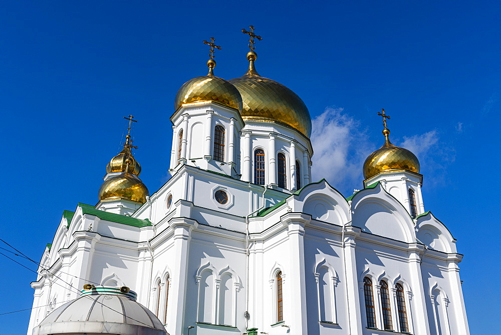 Cathedral of the Nativity of the Theotokos in Rostov-on-Don, Rostov Oblast, Russia - 1184-3692