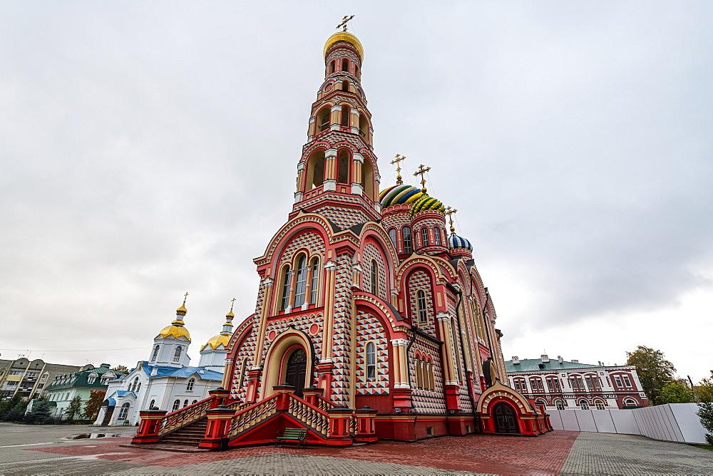 Ascension monastery in Tambov, Tambov Oblast, Russia