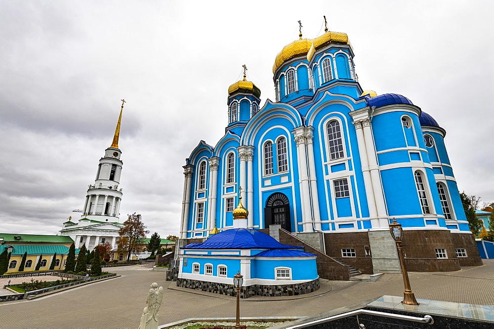 Zadonskiy monastery, Lipetsk Oblast, Russia