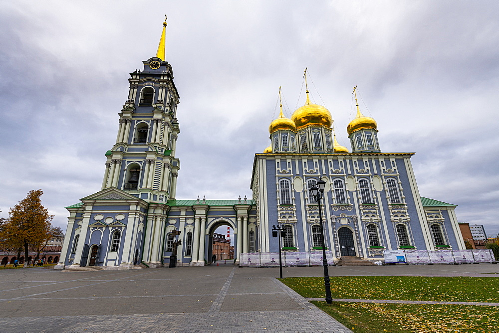 All Saints Cathedral, Kremlin of Tula, Tula Oblast, Russia, Eurasia