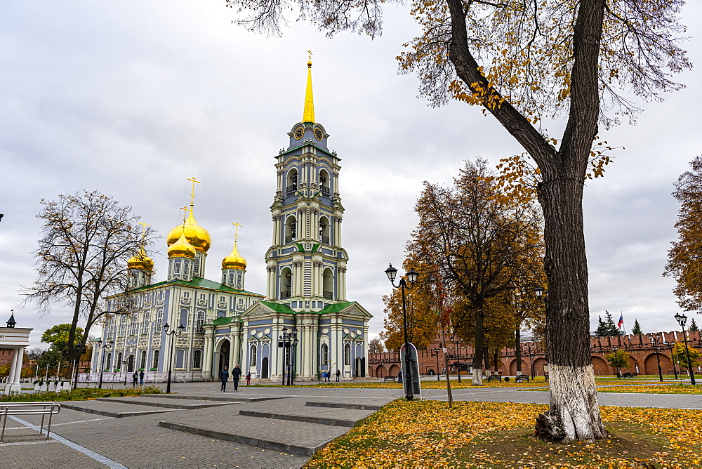 All Saints Cathedral in the Kremlin of Tula, Tula Oblast, Russia, Eurasia