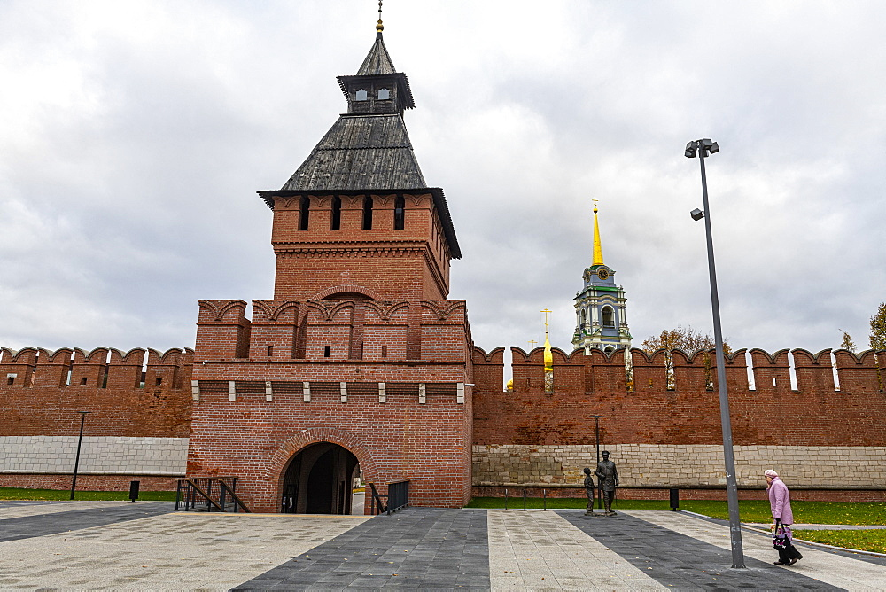 Kremlin of Tula, Tula Oblast, Russia