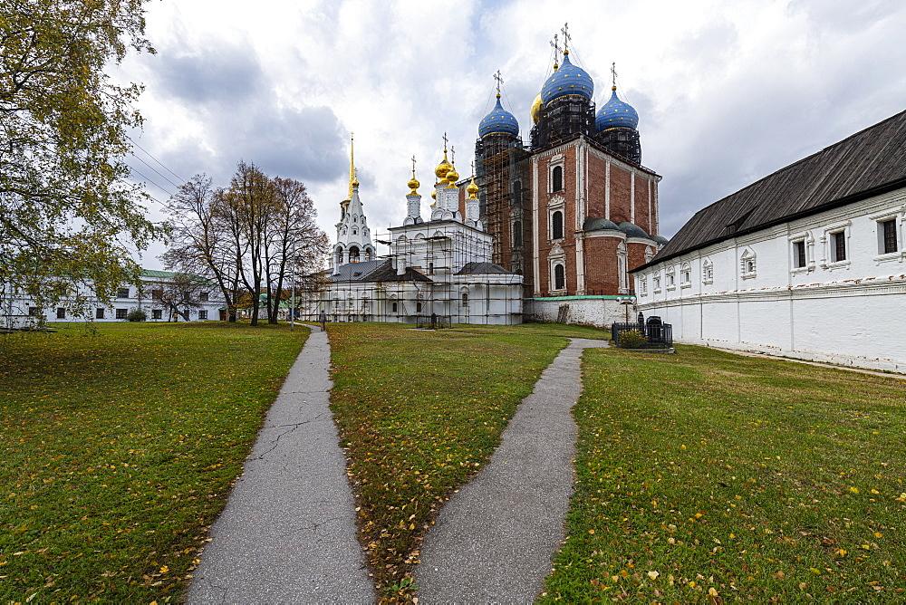Cathedral, Ryazan Kremlin, Ryazan, Ryazan Oblast, Russia