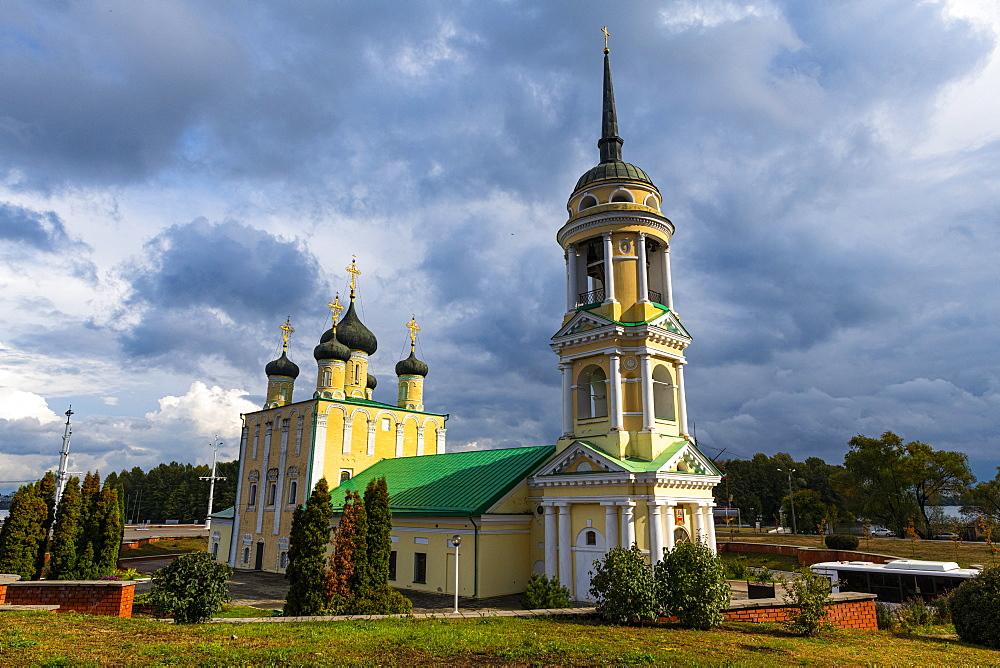 Uspenskaya Admiralteyskaya Tserkov church, Voronezh, Voronezh Oblast, Russia