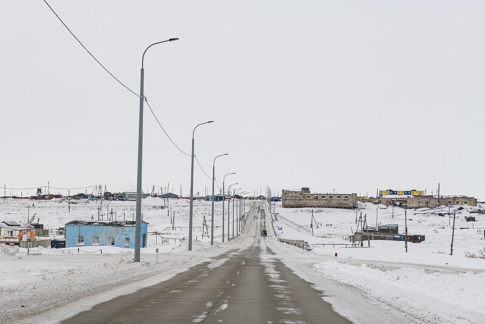 Anadyr, easternmost city in Russia, Chukotka autonomous Okrug, Russia