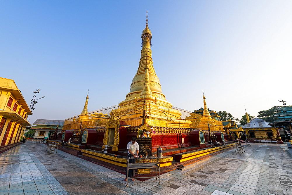 Theindawgyi Paya, Myeik (Mergui), Myanmar (Burma), Asia