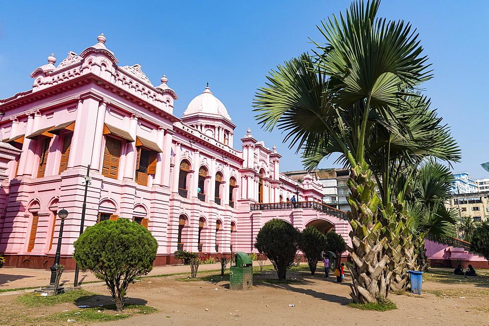 Pink palace, Ahsan Manzil, Dhaka, Bangladesh