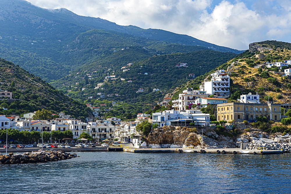 Agios Kirykos, Ikaria, Greek Islands, Greece, Europe