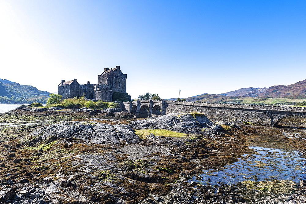 Eilean Donan Castle, Highlands, Scotland, United Kingdom, Europe - 1184-4734