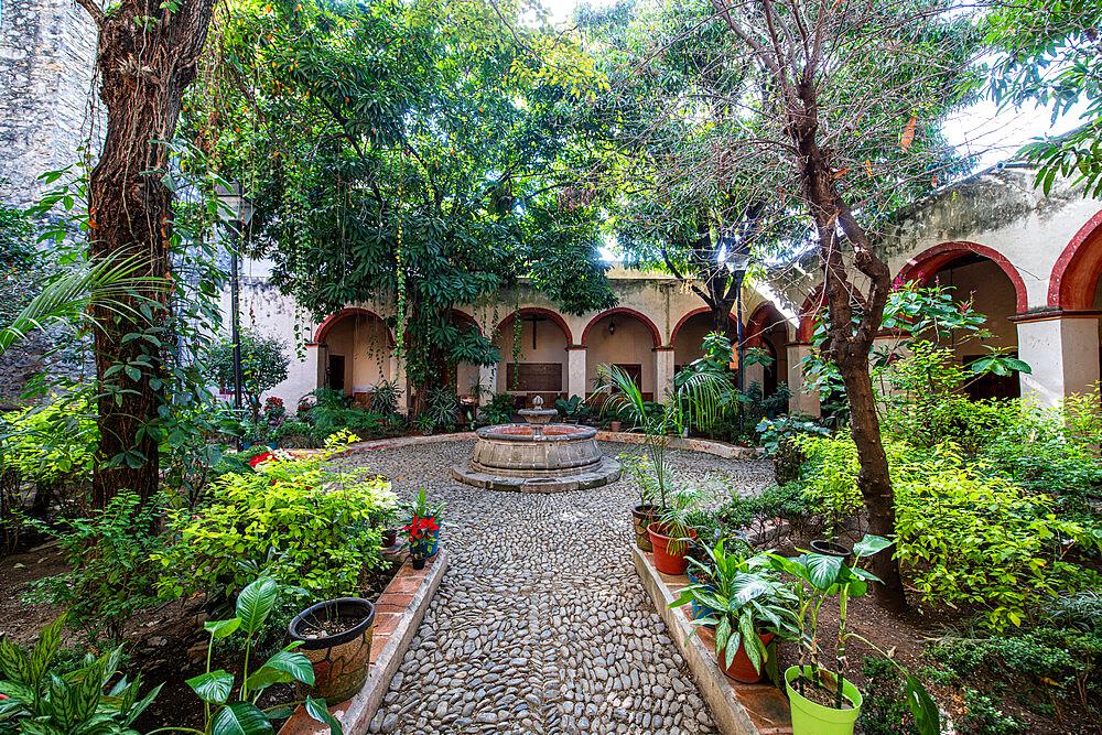 Santiago de Jalpan, Unesco site Franciscan Missions in the Sierra Gorda of Queretaro, Mexico - 1184-5431