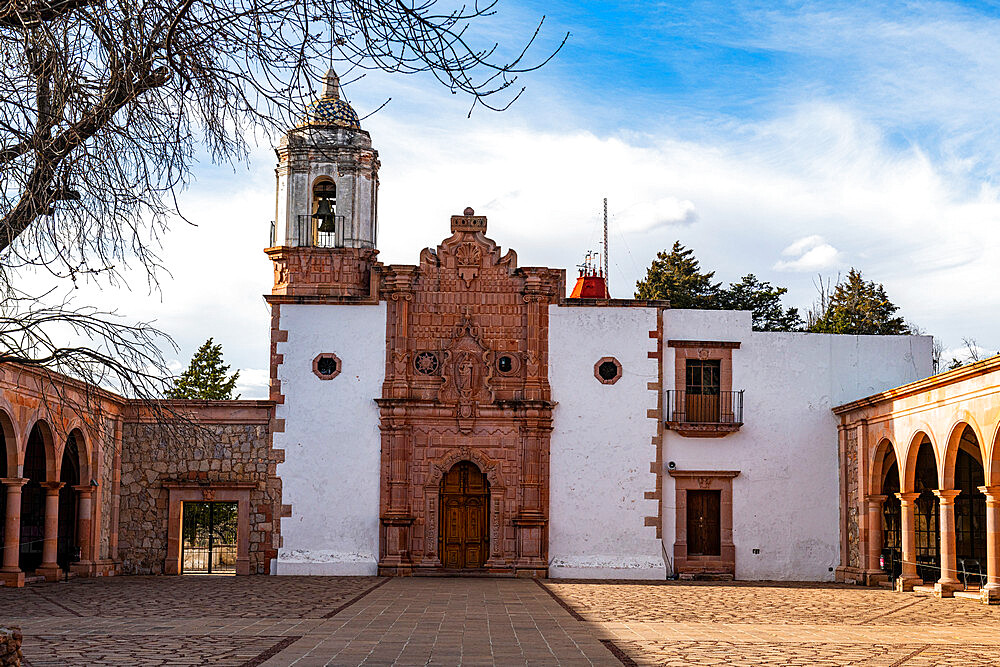 Shrine of Our Lady of Patronage, UNESCO World Heritage Site, Zacatecas, Mexico, North America - 1184-5580