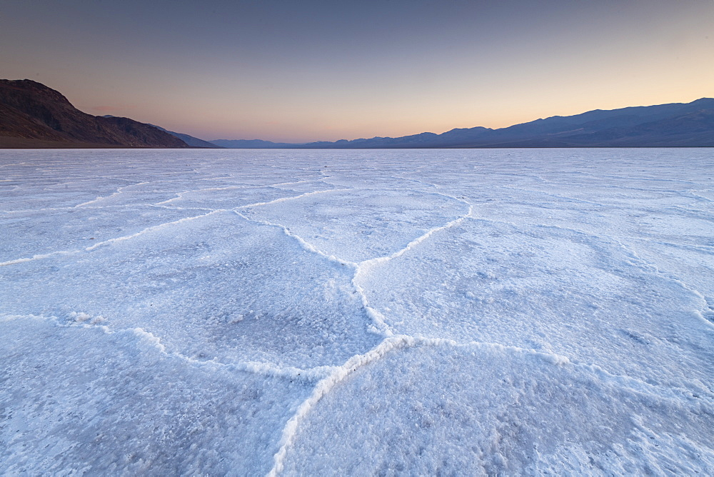 Death Valley National Park Salt flats