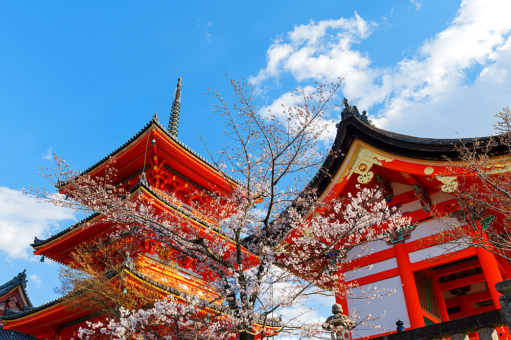 Kiyomizu-dera temple - 1186-808