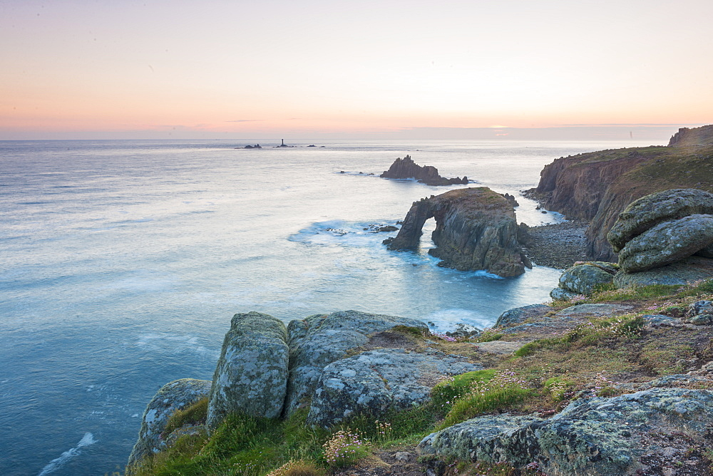 Lands End, Cornwall, England, United Kingdom, Europe