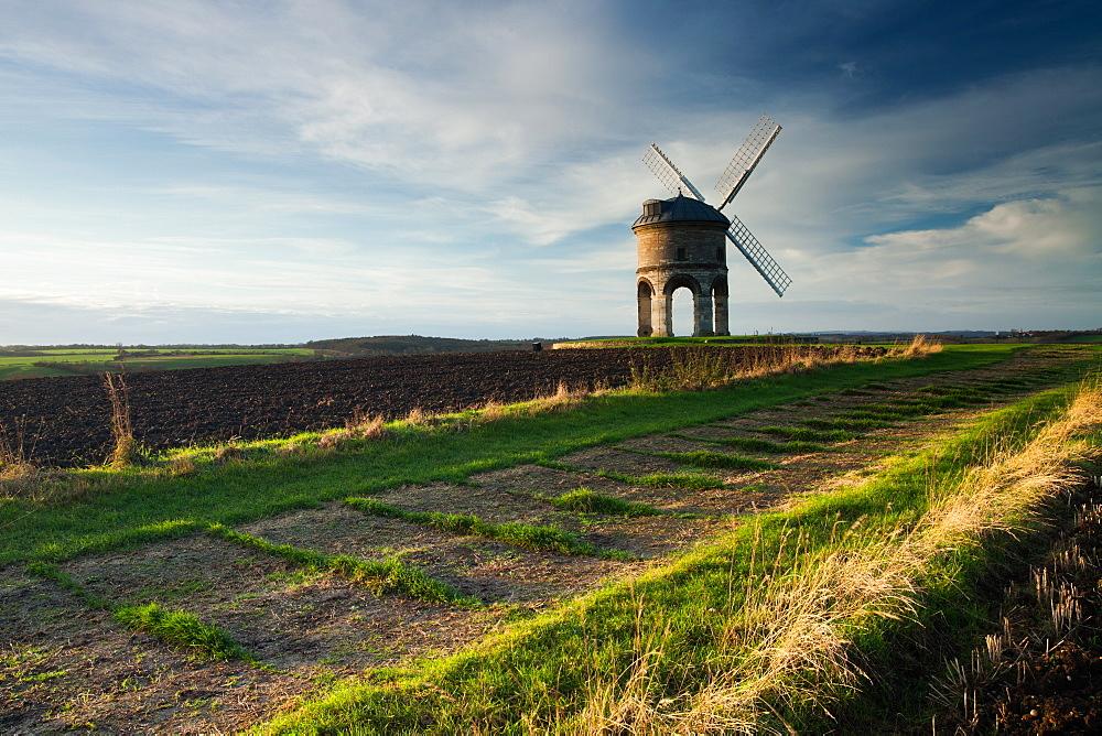 Chesterton Windmill, Warwickshire, England, United Kingdom, Europe