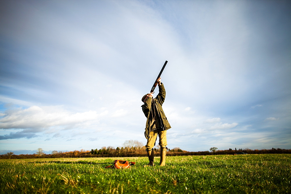 Game-shooting, United Kingdom, Europe