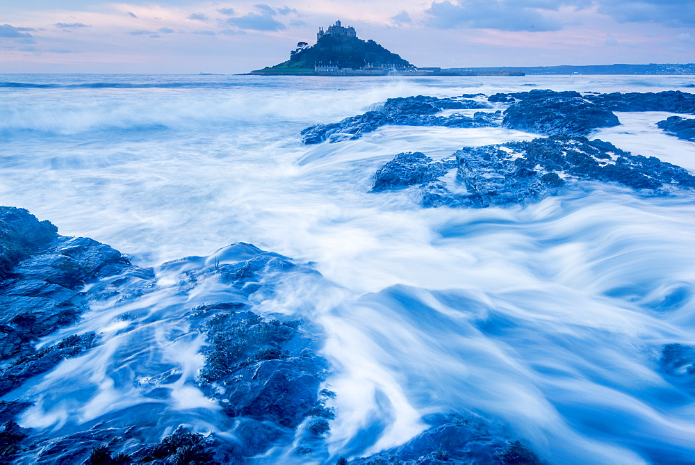 St. Michael's Mount, Marazion, Cornwall, England, United Kingdom, Europe - 1199-492