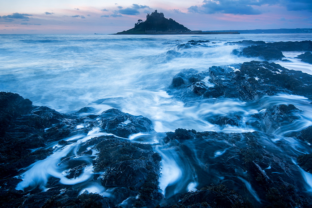 St. Michaels Mount, Marazion, Cornwall, England, United Kingdom, Europe - 1199-573