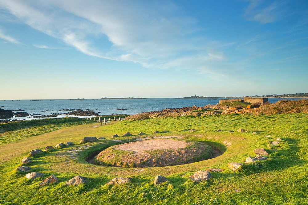 The Fairy Ring, Guernsey, Channel Islands, United Kingdom, Europe - 1199-578