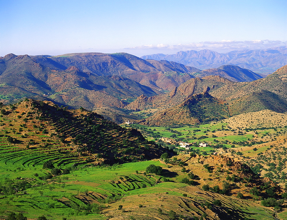 High Atlas Region, Morocco - 120-3190