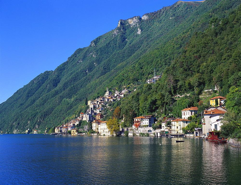 Lake Lugano, Lombardy, Italy - 120-3216