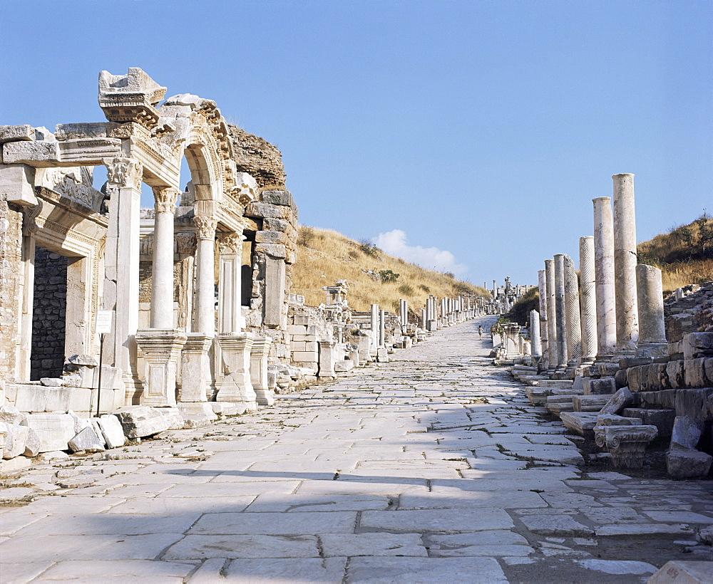 Ephesus, Anatolia, Turkey, Asia Minor, Eurasia