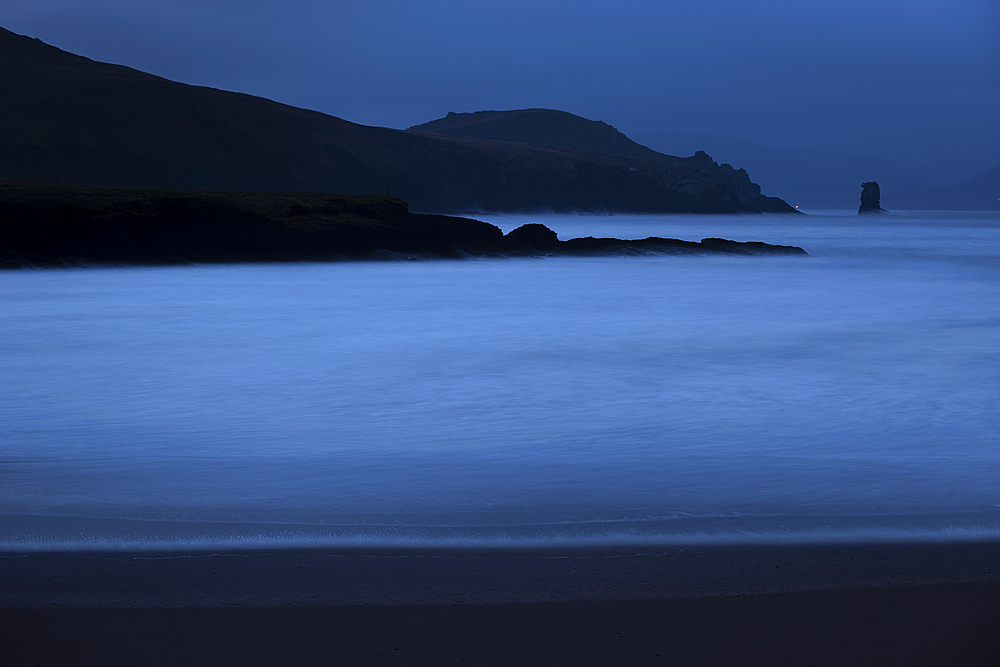 Kinard beach at dawn, Dingle Peninsula, Kerry, Republic of Ireland