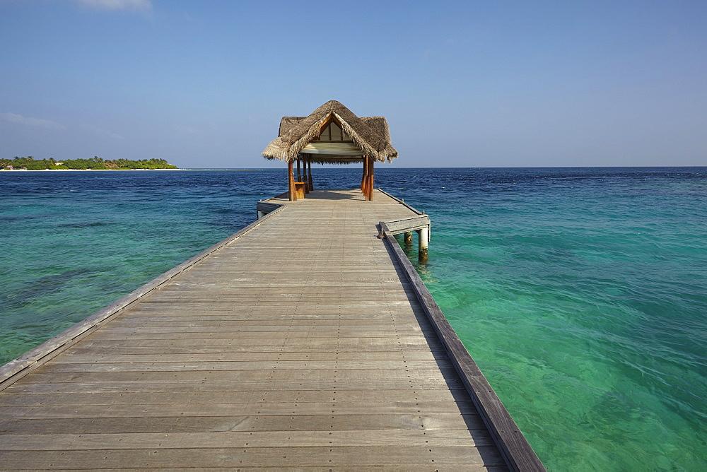 Kuramathi Island, Rasdhoo atoll, Ari atoll, Maldives, Indian Ocean, Asia