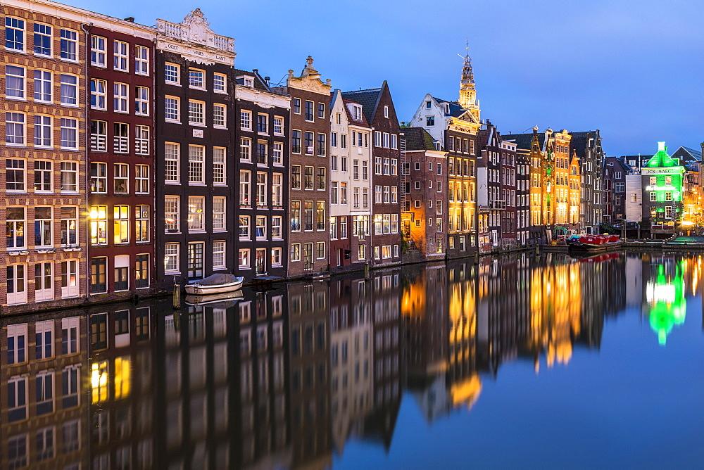 Damrak, Amsterdam, Netherlands - 1207-146