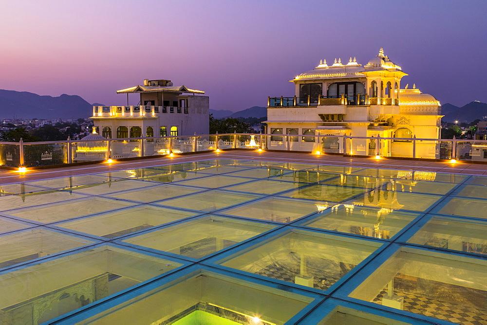 Udai Kothi Hotel in Udaipur, Rajasthan, India, Asia,