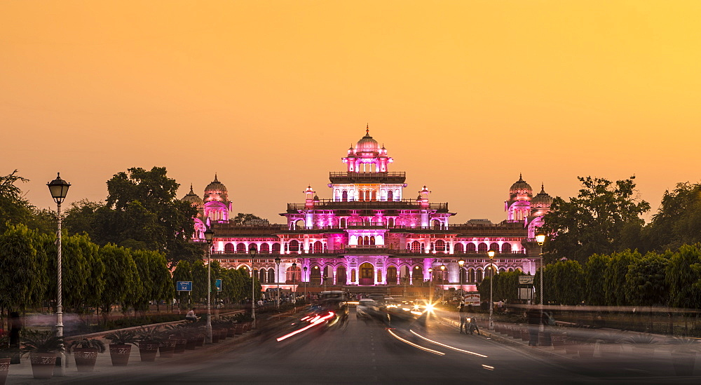 Albert Hall Museum, Jaipur, Rajasthan, India, Asia