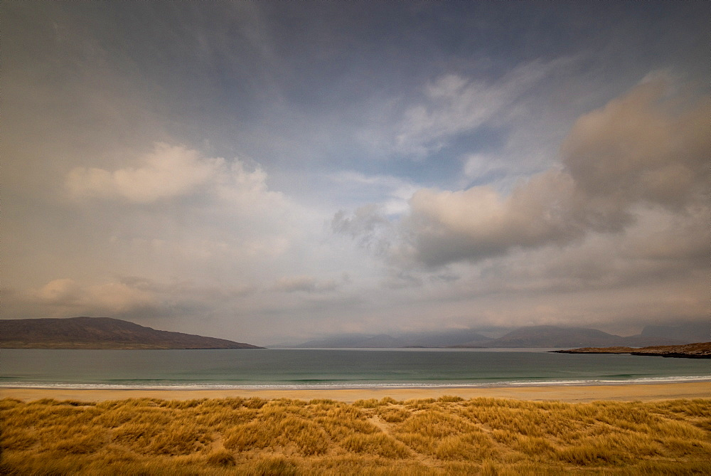Luskentyre Beach, West Harris, Outer Hebrides.