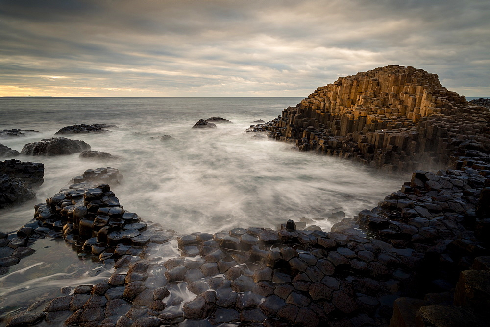Giant's Causeway, Northern Ireland, UK.