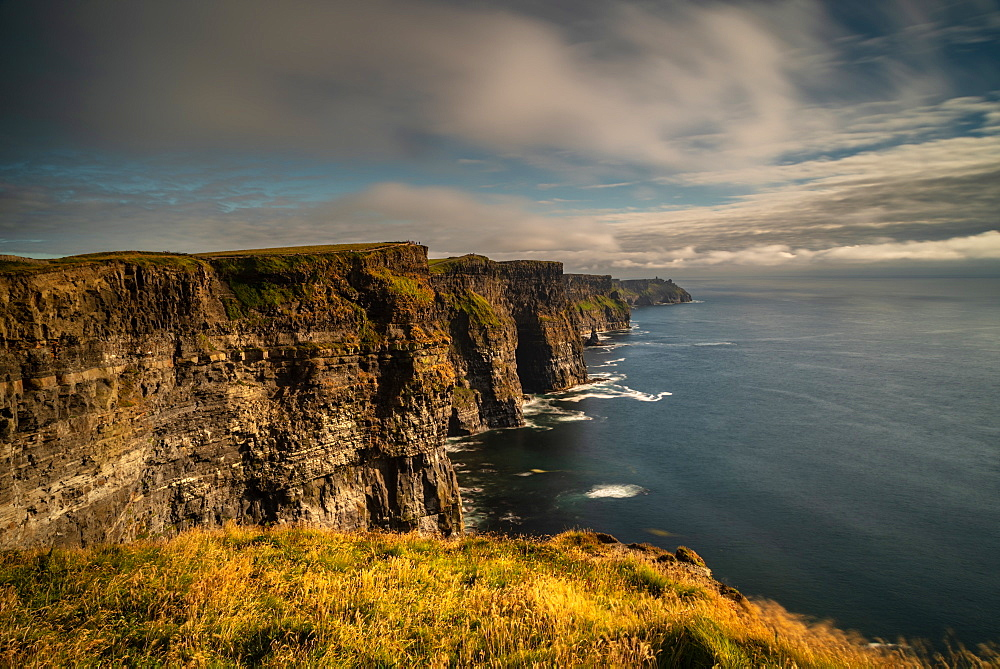 Cliffs of Moher, County Clare, Ireland. - 1209-286