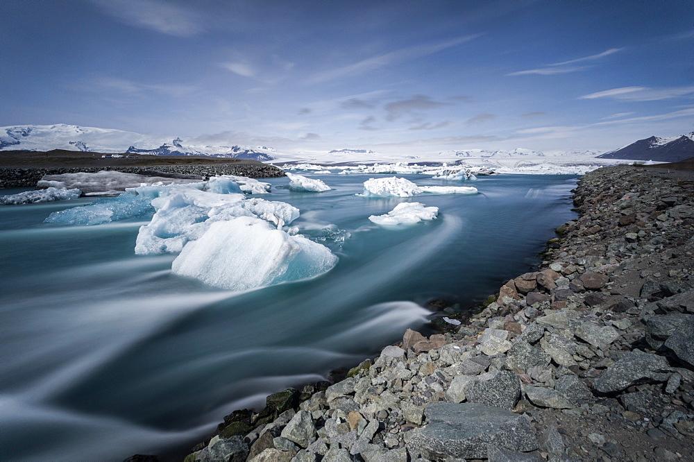 Jokulsarlon, Iceland, Polar Regions - 1209-83