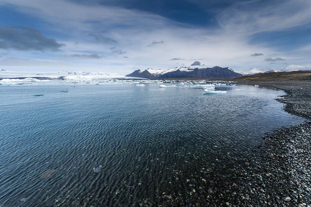 Jokulsarlon, Iceland, Polar Regions - 1209-84