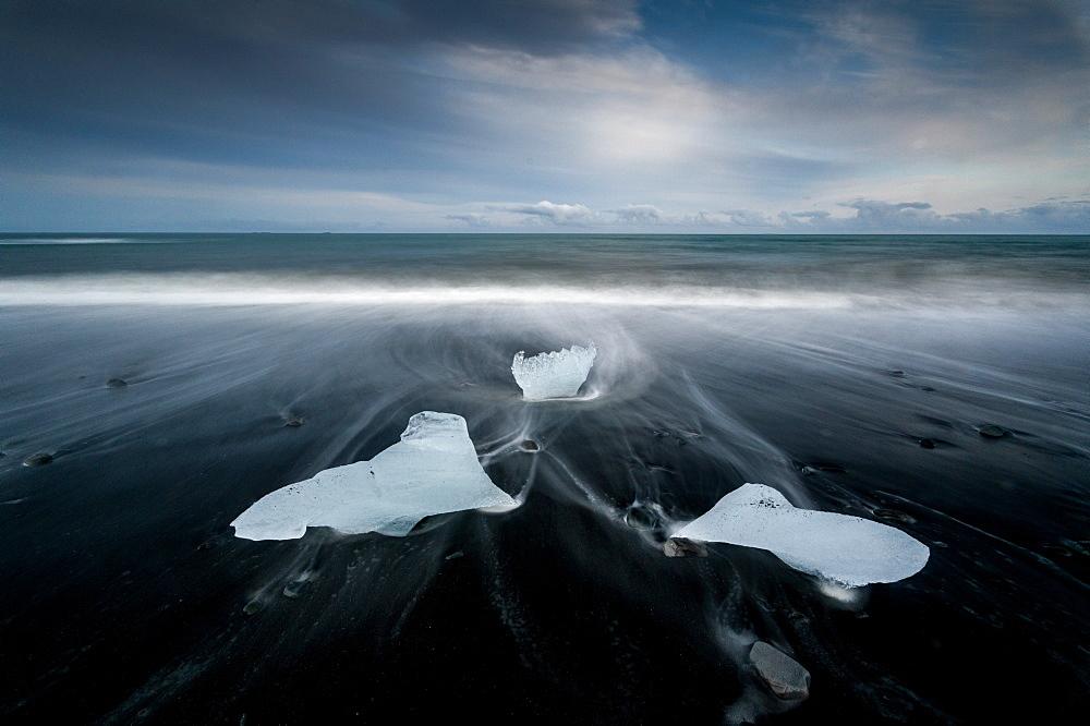 Jokulsarlon, Iceland, Polar Regions - 1209-87