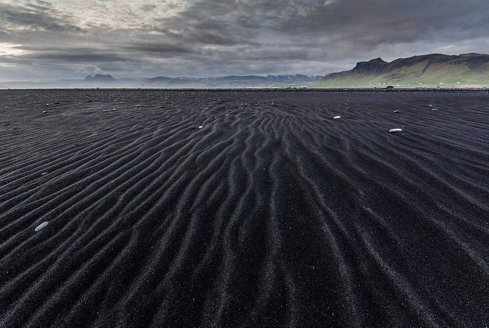 Reynisfjara, Vik, Iceland, Polar Regions - 1209-94
