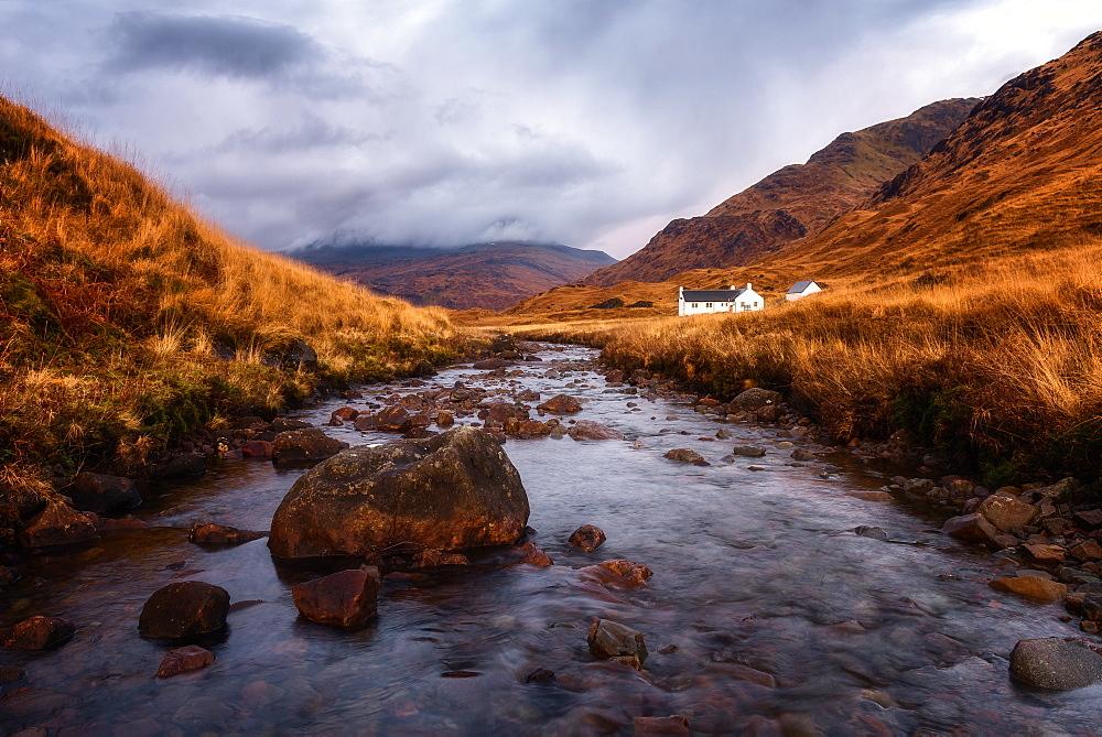 Isle of Mull, Inner Hebrides, Scotland, United Kingdom, Europe - 1216-104