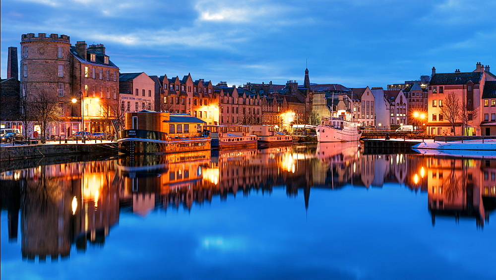 The Shore, Leith, Edinburgh, Scotland, United Kingdom, Europe