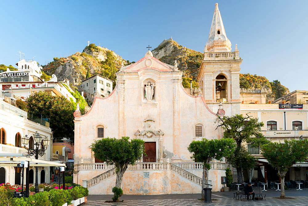 Taormina, Sicily, Italy, Europe