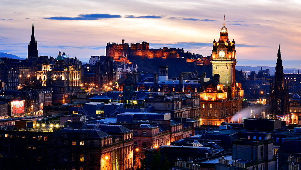 Edinburgh, Scotland, United Kingdom, Europe