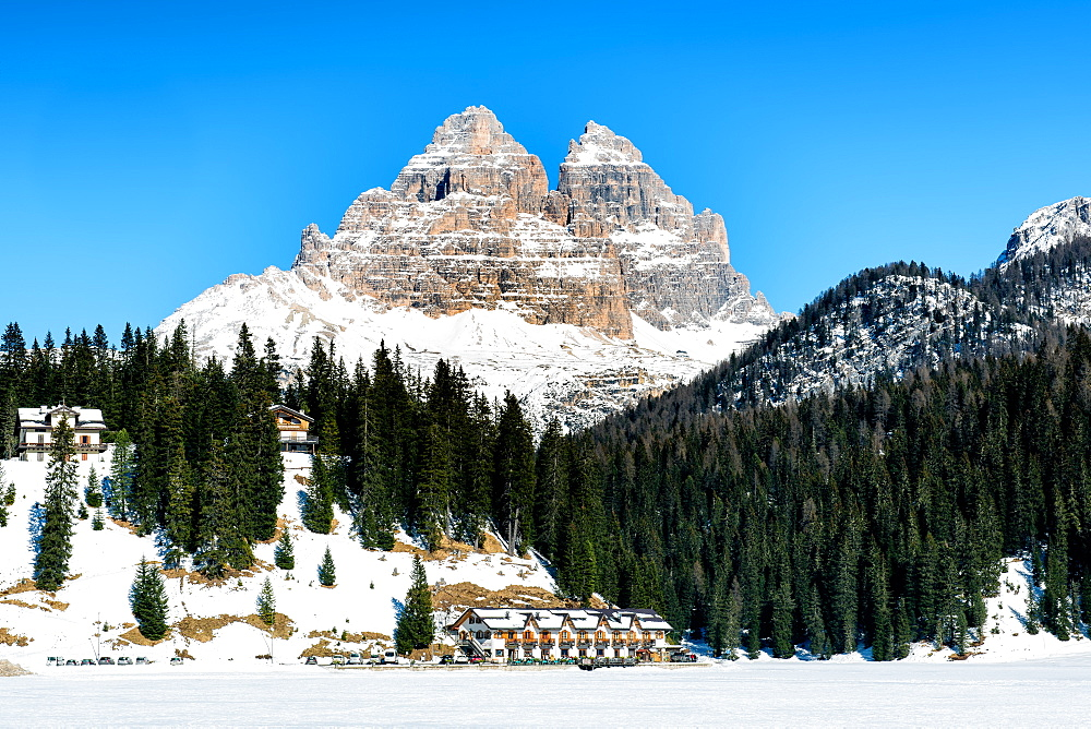 The Italian Dolomites, Italy, Europe - 1216-37
