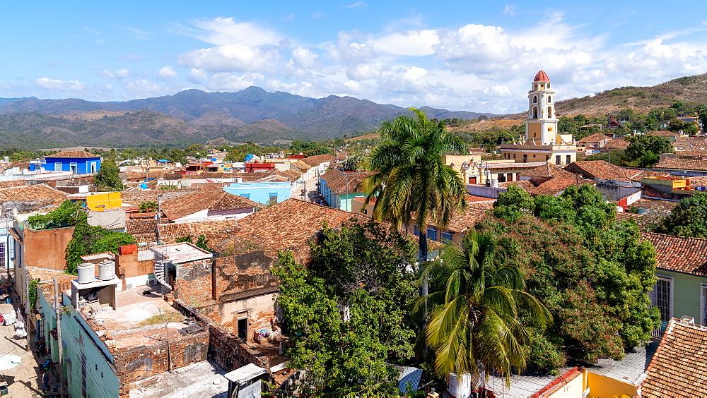Trinidad, Sancti Spiritus Province, Cuba, West Indies, Caribbean, Central America