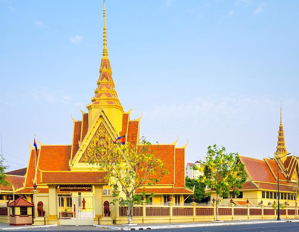 Cambodian Supreme Court, Phnom Penh, Cambodia, Indochina, Southeast Asia, Asia